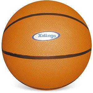 Bola De Basquete Basketball Laranja Xalingo