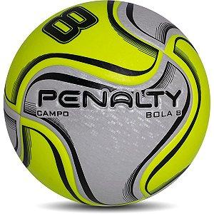 Bola De Futebol De Campo 8 X Bc/am Penalty