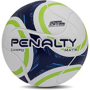 Bola De Futebol De Campo Matis Termotec Bc/vd/az Penalty