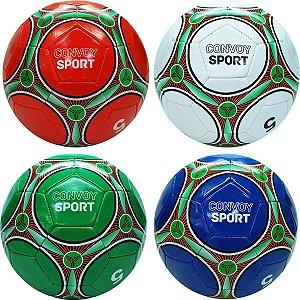 Bola De Futebol De Campo N.05 Pvc Sortida Yins