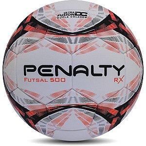 Bola De Futsal Rx 500 Bc-Lj-Pt Penalty