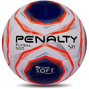 Bola De Futsal S11 R2 Bc-Az-Lj Penalty