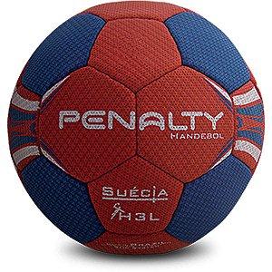 Bola De Handebol H3L Suecia C/c Vm-Az Penalty