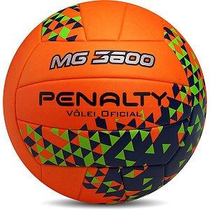 Bola De Vôlei Oficial Cbv Mg 3600 Ultra Fusi Penalty
