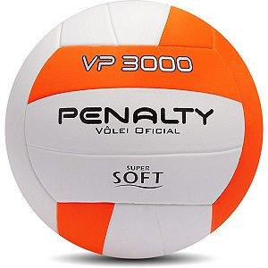 Bola De Vôlei Vp 3000 X Bc/lj/pt Penalty