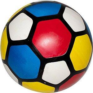 Bola Infantil De Futebol Leve 22Cm Sortidas Wellmix