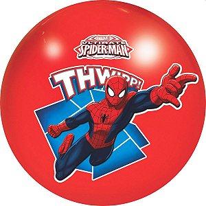 Bola Infantil Spider-Man Vinil N 8 Lider