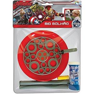 Bolha De Sabão The Avengers Big Bolhao Brasilflex
