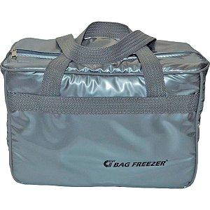 Bolsa Térmica Ct Bag Freezer 18Lts. Prata Cotermico