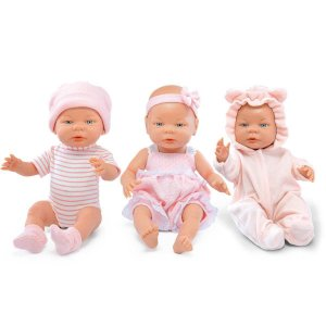 Boneca Babies Recem Nascido Sortidos Roma