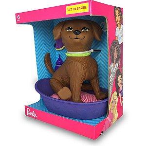 Boneca Barbie Care Dj Pupee Brinquedos