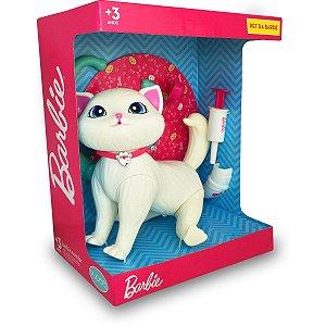 Boneca Barbie Pet Veterinaria Blissa Pupee Brinquedos