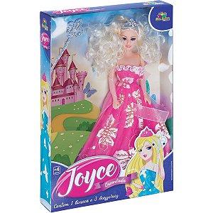 Boneca Joyce Encantada 28,5Cm. Art Brink