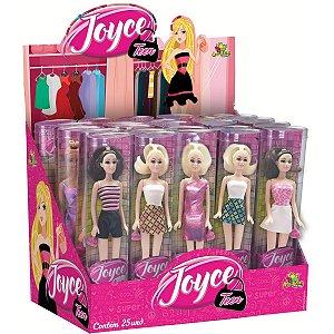Boneca Joyce Teen Colecao 28,5Cm. Art Brink