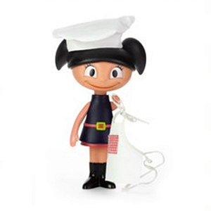 Boneca Luna Chef 22Cm Estrela