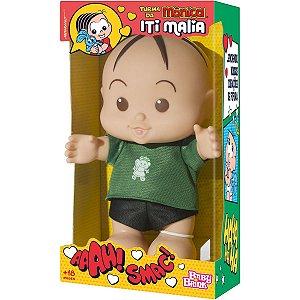 Boneca T.Mônica Cebolinha 24Cm Baby Brink