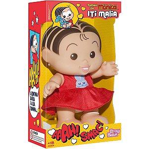 Boneca T.Mônica Mônica 24Cm. Baby Brink