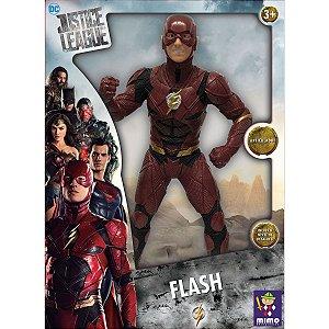 Boneco E Personagem Flash Liga Da Justiça 50Cm Mimo