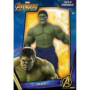 Boneco E Personagem Hulk Ultimato Mimo