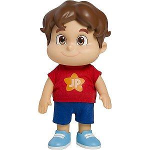 Boneco E Personagem Jp 28Cm. Baby Brink