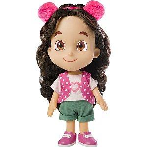 Boneco E Personagem Maria Clara 25Cm. Baby Brink