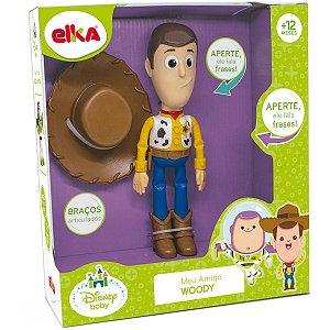 Boneco E Personagem Meu Amigo Woody Elka