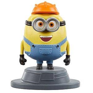 Boneco E Personagem Minions Mini Figura 5Cm. Mattel