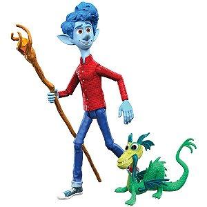Boneco E Personagem Onward Fig. Basicas Sortidas Mattel
