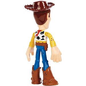 Boneco E Personagem Toy Story 4 Fig. Flexivel 10Cm Mattel