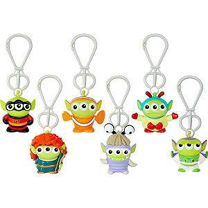 Boneco E Personagem Toy Story Alien Chaveiro Mattel