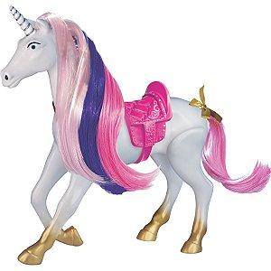 Boneco E Personagem Unicornio 27Cm Lider