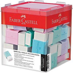 Borracha Branca Tons Pastel Fc Max Sort. Faber-Castell