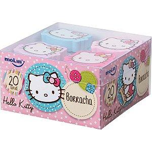 Borracha Decorada Hello Kitty Molin