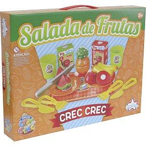 Brincando De Casinha Crec-Crec Salada De Frutas Big Star