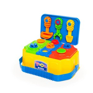 Brincando De Profissões Tool Kids Tateti