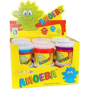Brinquedo Diverso Amoeba 110G. Cores Sortidas Asca Toys
