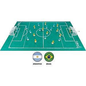 Brinquedo Diverso Futebol Clube Brasilxargentina Gulliver