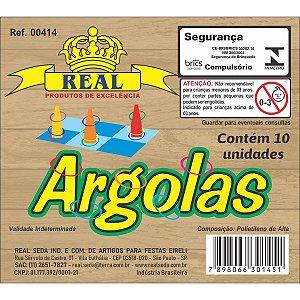 Brinquedo Diverso Kit Argola Real Seda