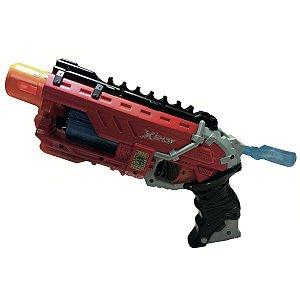 Brinquedo Diverso Lancador Dino Attack Striker Candide