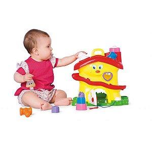 Brinquedo Educativo Activity House Tateti