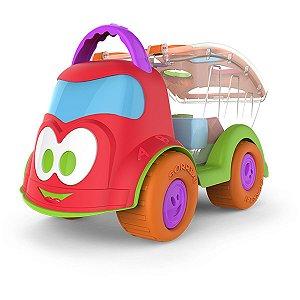 Brinquedo Educativo Baby Land Dino Sabidinho Plus Cardoso Toys