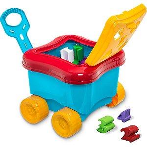 Brinquedo Educativo Bauduxo Didático Menino Cardoso Toys