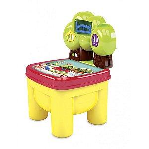 Brinquedo Educativo Brinkadeira Arvore Divertida Dismat
