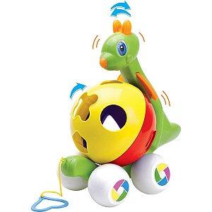 Brinquedo Educativo Canguru Didático C/blocos Merco Toys