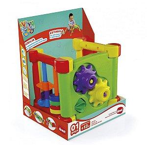 Brinquedo Educativo Centro De Atividades Dismat