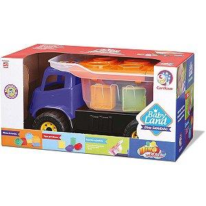 Brinquedo Educativo Dino Sabidinho Baby Land Cardoso Toys