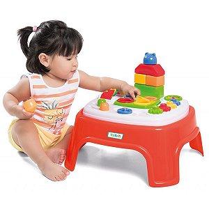 Brinquedo Educativo Mesinha Encantada Tateti