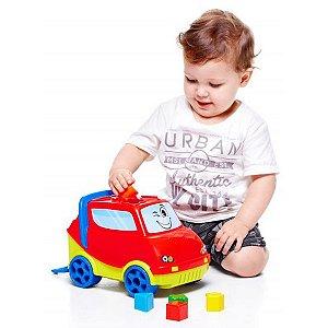 Brinquedo Educativo Tom Tom Car Sacola Tateti