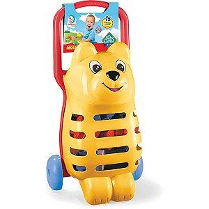 Brinquedo Educativo Ursinho Baby Land C/15Bl Sort. Cardoso Toys