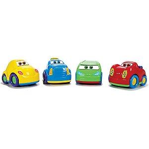 Brinquedo Para Bebê Baby Cars Sortidos Big Star